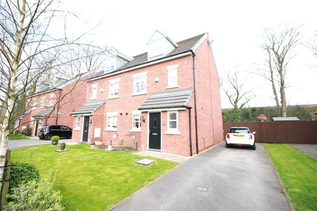 Thumbnail Semi-detached house for sale in Earle Avenue, Huyton, Liverpool, Merseyside