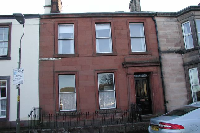 Thumbnail Terraced house to rent in Brunswick Terrace, Penrith