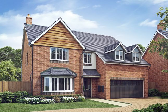 Thumbnail Detached house for sale in Bore Street, Lichfield