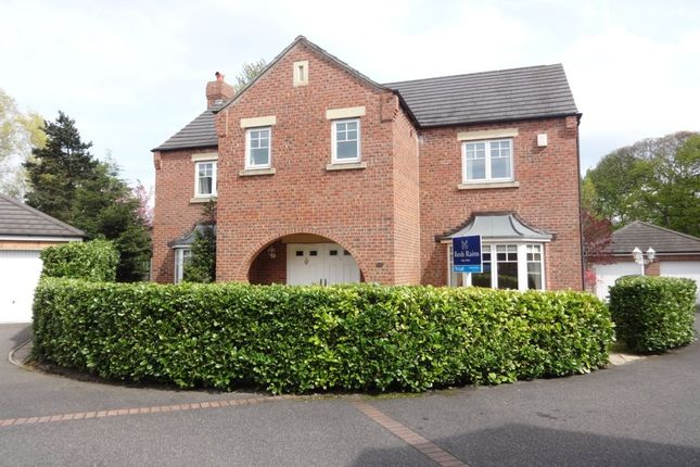 Thumbnail Detached house to rent in Wicket Drive, Wakefield