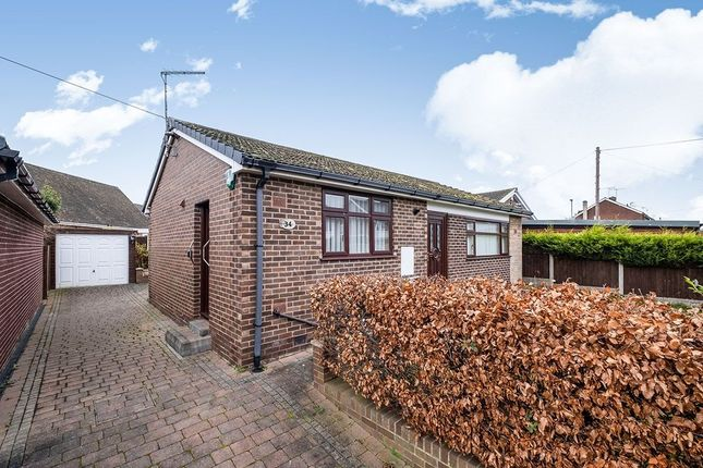 Thumbnail Bungalow to rent in Northfield Drive, Woodsetts, Worksop
