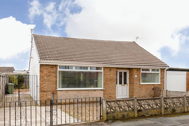 Thumbnail Detached bungalow for sale in Alders Green Road, Hindley, Wigan