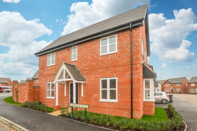 3 bed detached house to rent in Durrad Drive, Oadby, Leicester LE2