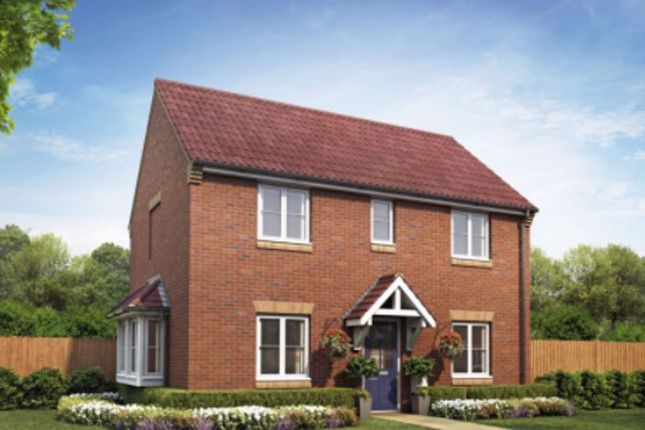 Thumbnail Detached house for sale in The Ludlow, Whittlesey Green, Eastrea Rd, Whittlesey