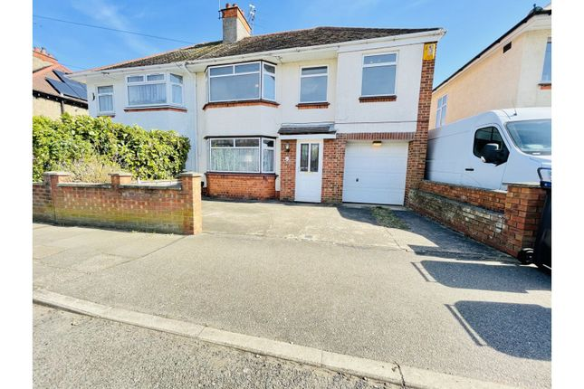 4 bed semi-detached house for sale in The Headlands, Northampton NN3