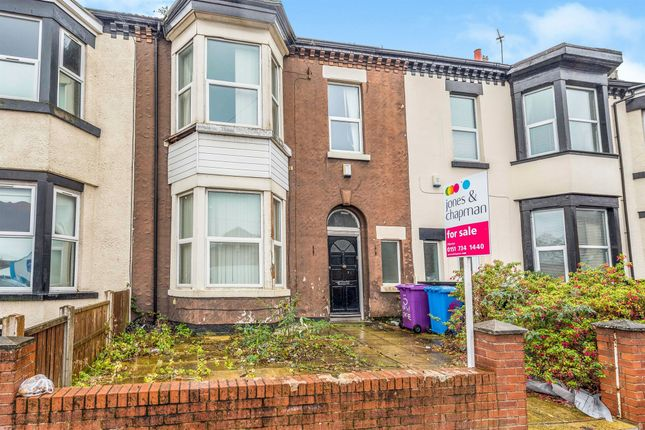 4 bed terraced house for sale in Yew Tree Road, Walton, Liverpool L9