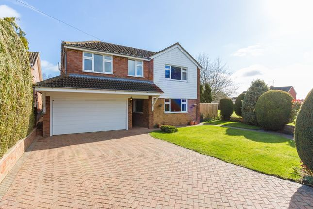 Thumbnail Detached house for sale in Bodiam Close, Aylesbury