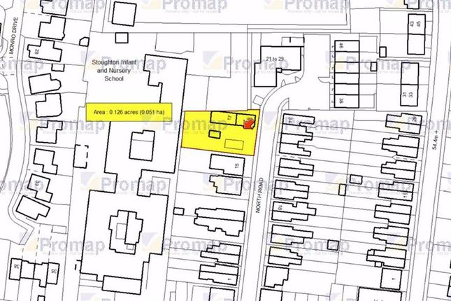 Thumbnail Land for sale in North Road, Guildford, Surrey