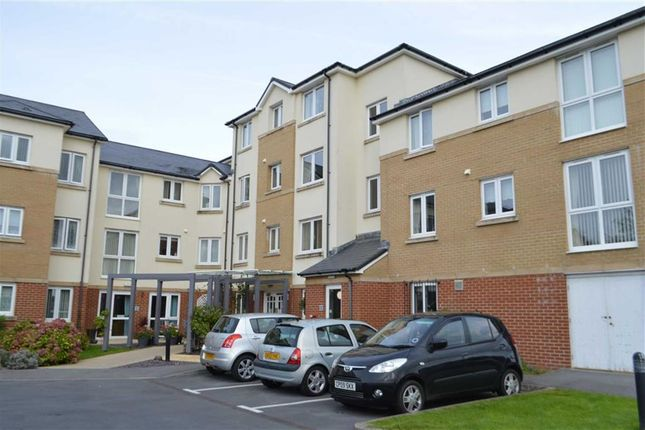 1 bed flat for sale in Cwrt Hywel, Swansea