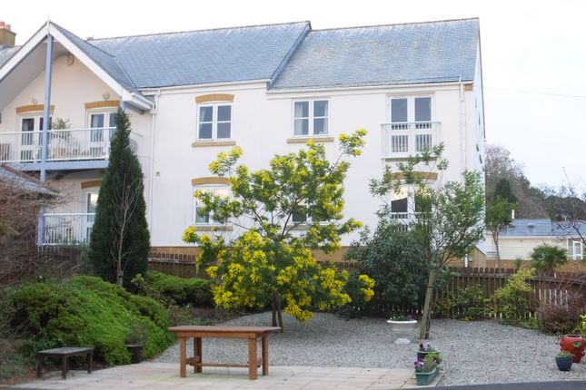 Thumbnail Flat for sale in 16 Nare House, Roseland Parc, Truro, Cornwall