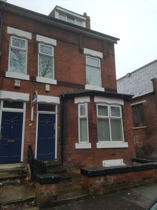 Thumbnail Terraced house to rent in Hamilton Road, Longsight, Manchester