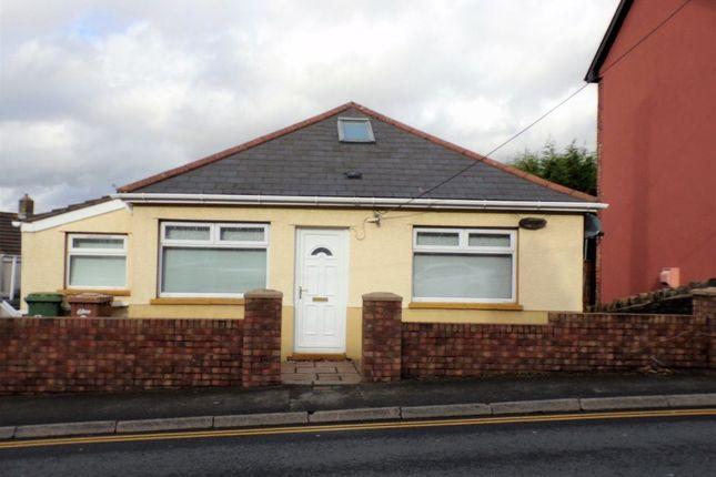 Thumbnail Bungalow to rent in Strathview, Newbridge, Newport