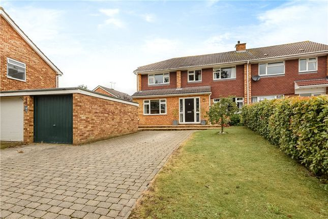 4 bed semi-detached house for sale in Colemans Moor Road, Woodley, Reading