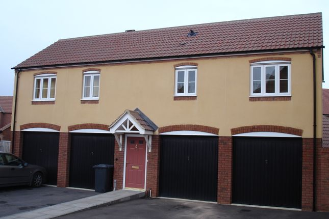 Thumbnail Detached house to rent in Chivenor Way, Gloucester