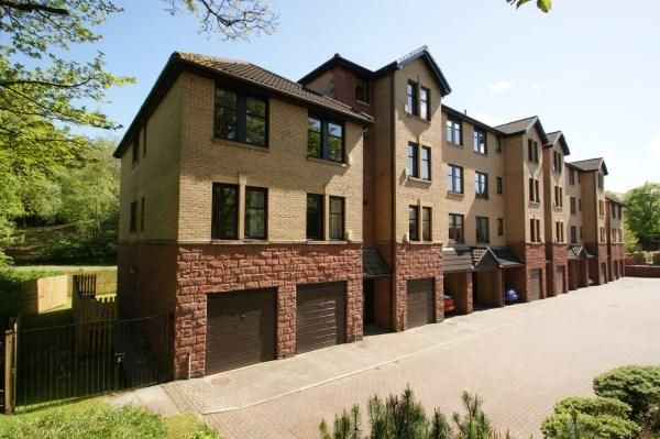Thumbnail Flat for sale in Millersneuk Court, Lenzie, Glasgow