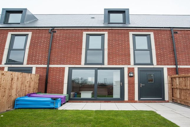3 bed flat for sale in City Residence Townhouses, Sandhills Village, Liverpool L5