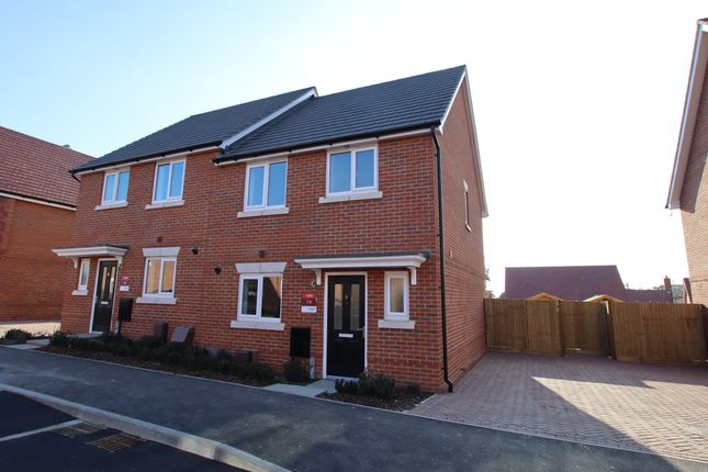 3 bed semi-detached house to rent in Gobey Drive, West Broyle, Chichester PO19