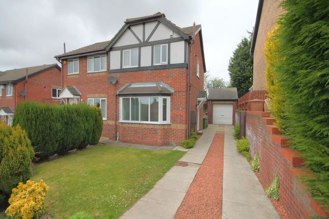 Thumbnail Semi-detached house to rent in Coptleigh, Houghton Le Spring