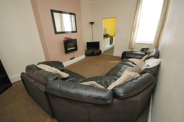 Lounge of Beattie Street, South Shields NE34