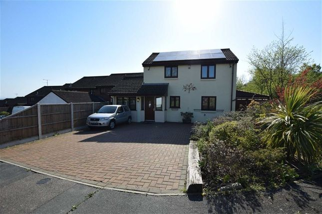 Thumbnail Detached house for sale in Paynters Mead, Basildon, Essex