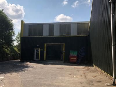 Thumbnail Light industrial to let in Unit 8, St Margarets Park, Aberbargoed