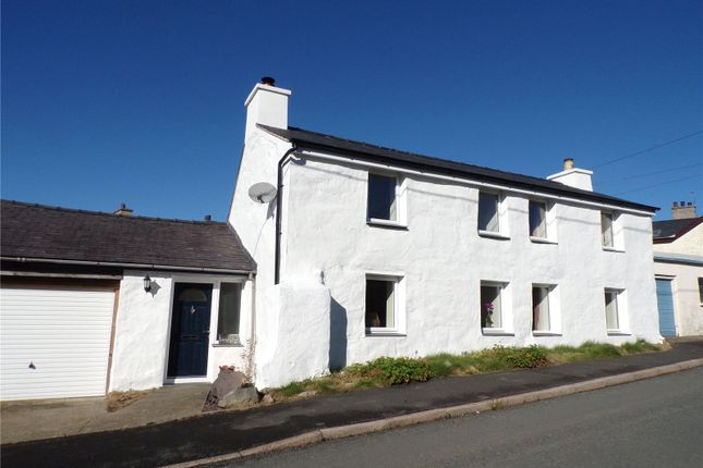 Thumbnail Detached house for sale in Waunfawr, Caernarfon, Gwynedd
