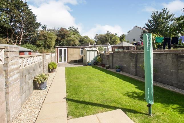 Rear Garden of Whitefield Avenue, Speedwell, Bristol BS5