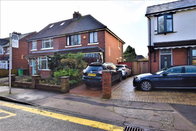 Thumbnail Semi-detached house for sale in Coronation Avenue, Heywood