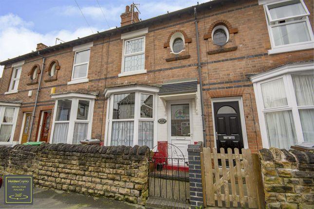 Crossley Street of Crossley Street, Sherwood, Nottinghamshire NG5