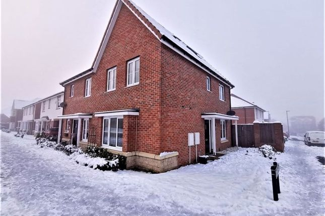 3 bed semi-detached house for sale in Ilberts Way, Pontefract WF8