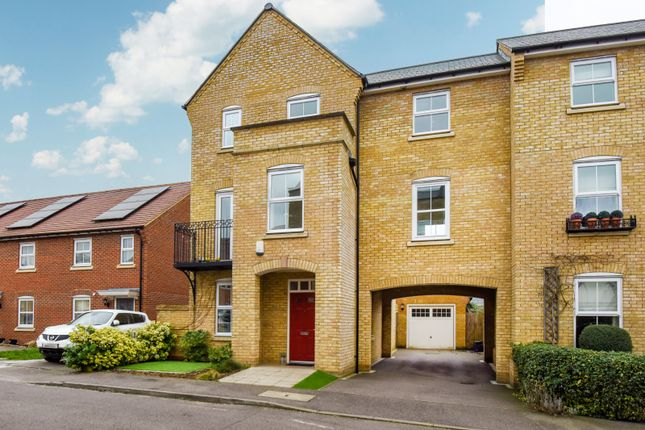 Thumbnail Semi-detached house for sale in Felstead Crescent, Stansted, Essex