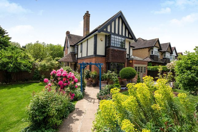 Thumbnail Detached house for sale in Lytton Road, Pinner