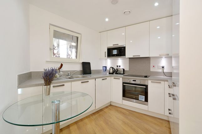 Thumbnail Flat for sale in Robina House, Blondin Way, London