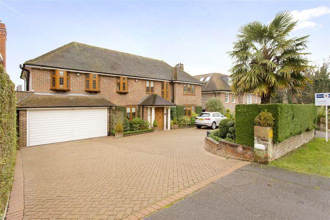 Thumbnail Detached house for sale in Prowse Avenue, Bushey Heath, Bushey, Hertfordshire