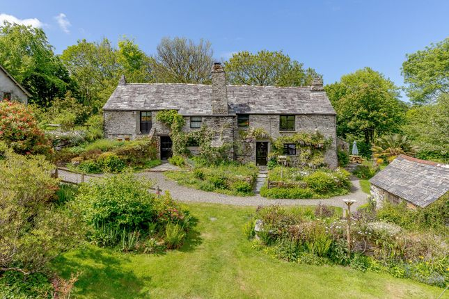 Thumbnail Detached house for sale in Lesnewth, Boscastle, Cornwall