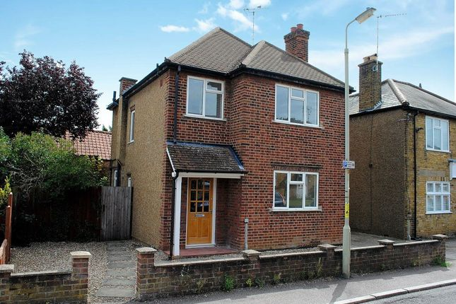 Thumbnail Detached house to rent in Castle Street, Bishops Stortford, Herts
