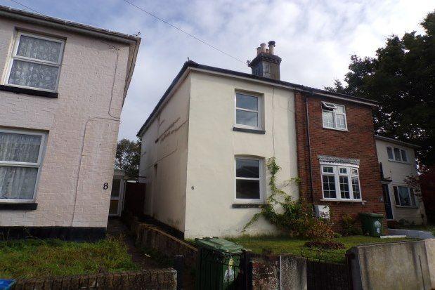 Glen Road, Southampton SO19