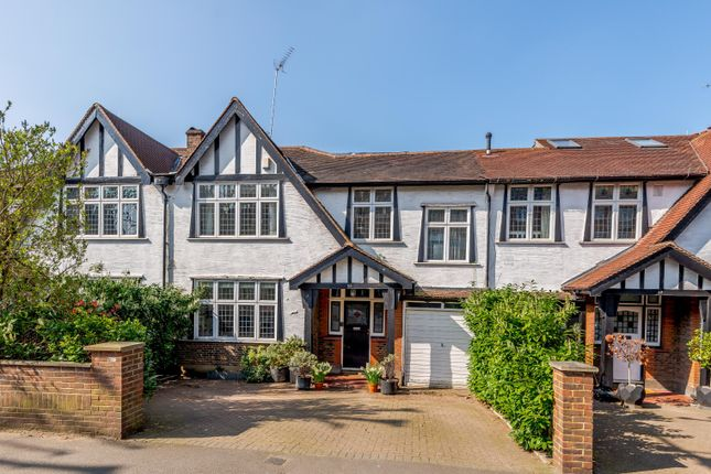 Thumbnail Terraced house for sale in Maple Road, Surbiton