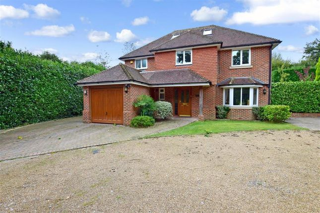 Thumbnail Detached house for sale in Church Road, Crowborough, East Sussex