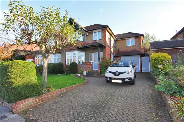 4 bed semi-detached house for sale in Crest Road, South Croydon