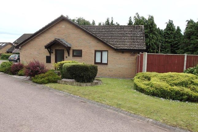 Thumbnail Bungalow for sale in The Post Paddocks, Woolaston, Lydney, Gloucestershire