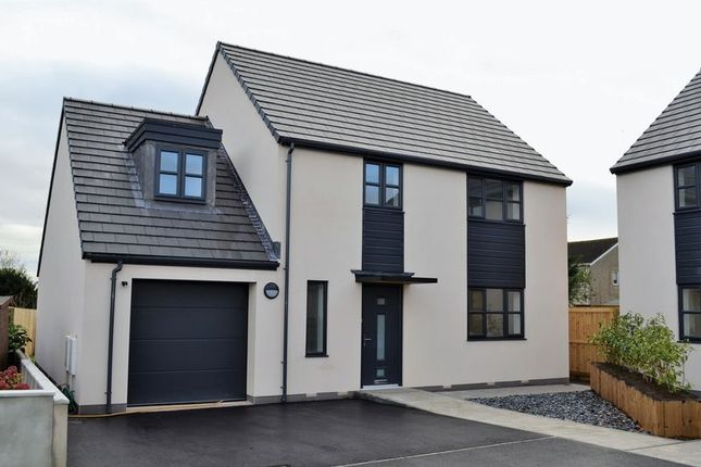 Thumbnail Detached house for sale in Lyndhurst Road, Midsomer Norton, Radstock