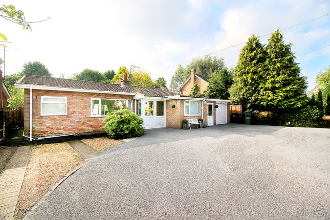 Thumbnail Bungalow for sale in Kenilworth Road, Balsall Common, Coventry