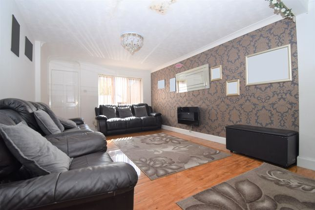 Thumbnail Semi-detached house for sale in Willowtree Close, Hamilton, Leicester