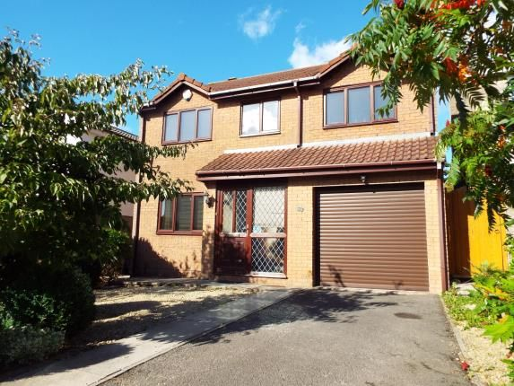 Thumbnail Detached house for sale in Oxbarton, Stoke Gifford, Bristol, Gloucestershire