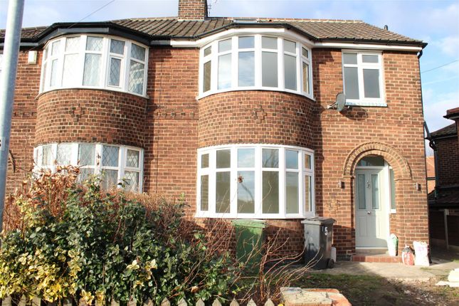 4 bed semi-detached house to rent in Holgate Bridge Gardens, York YO24