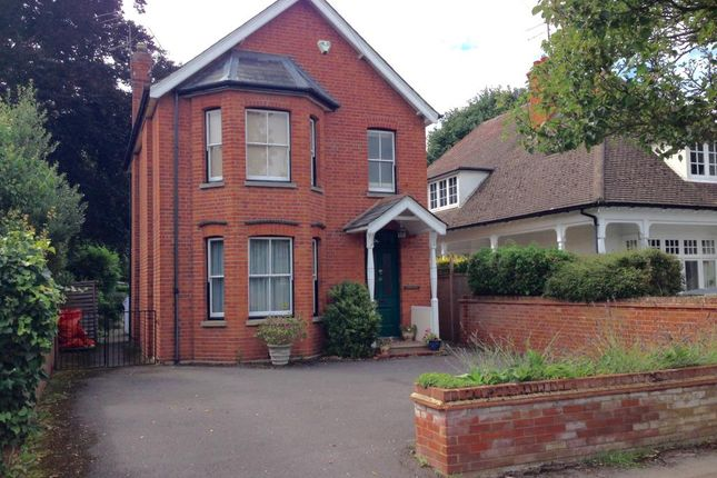 Thumbnail 3 bed detached house for sale in Ray Park Avenue, Maidenhead