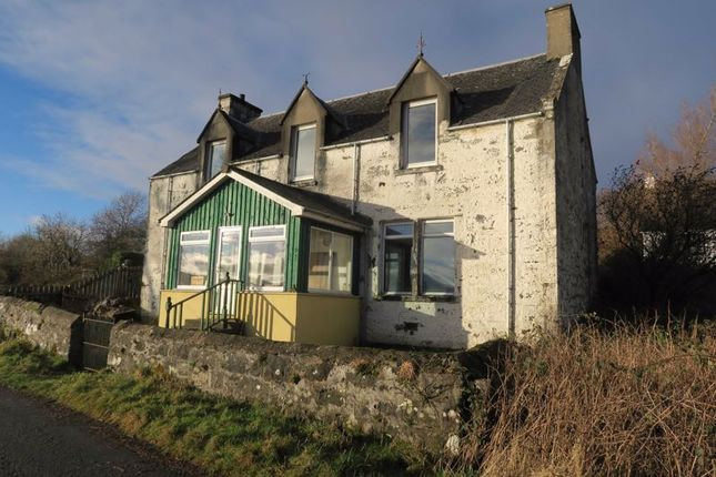 Thumbnail Detached house for sale in Liveras, Broadford, Isle Of Skye