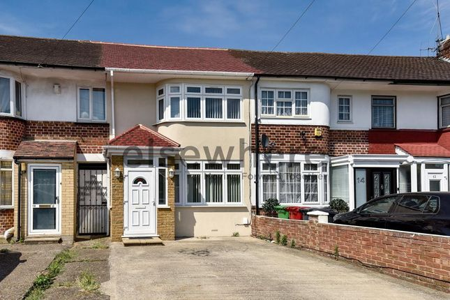 Thumbnail Terraced house to rent in Stanhope Road, Burnham