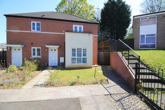 Thumbnail Maisonette to rent in Cambridge Crescent, Edgbaston, Birmingham